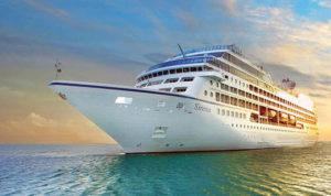 Sustainable Cruise #4: Oceania Cruises