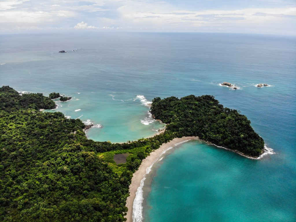 Costa Rica travel: Manuel Antonio National Park
