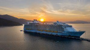 Sustainable cruise #3: Royal Caribbean International