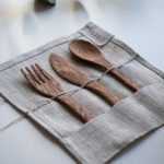 Sustainable travel tip: bring reusable utensils