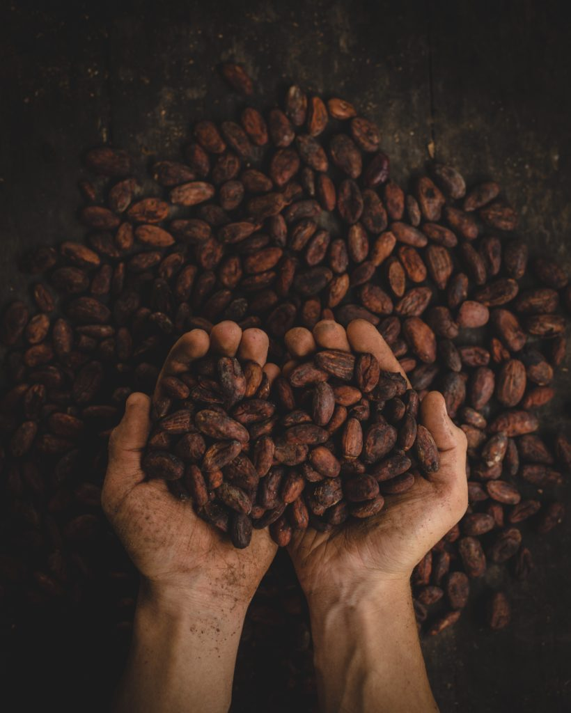 Costa Rica travel: Coffee beans