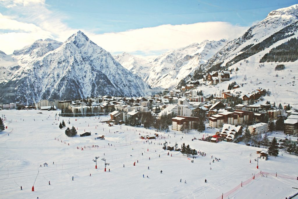 France: one of the top six ski resorts around the world