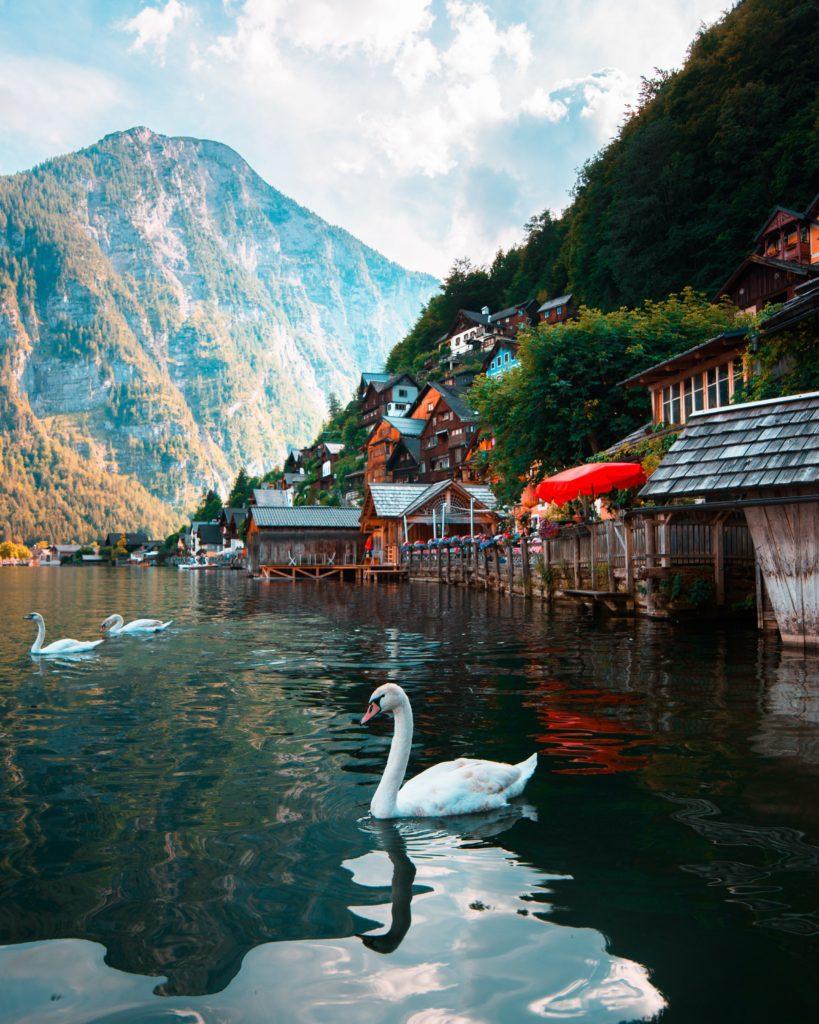 1 of 5 Small Towns Worth Visiting: Hallstatt, Austria