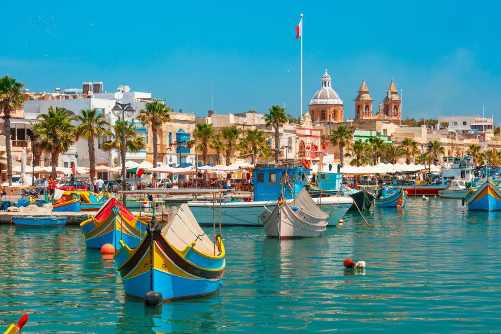 5 of 5 Small Towns Worth Visiting: Marsaxlokk, Malta