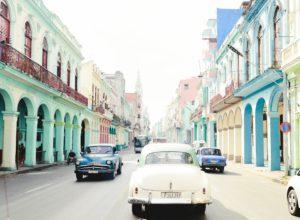 Cycling in Cuba