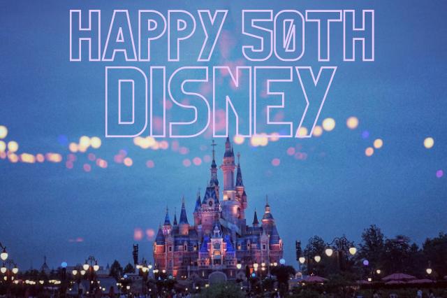 Walt Disney World 50th