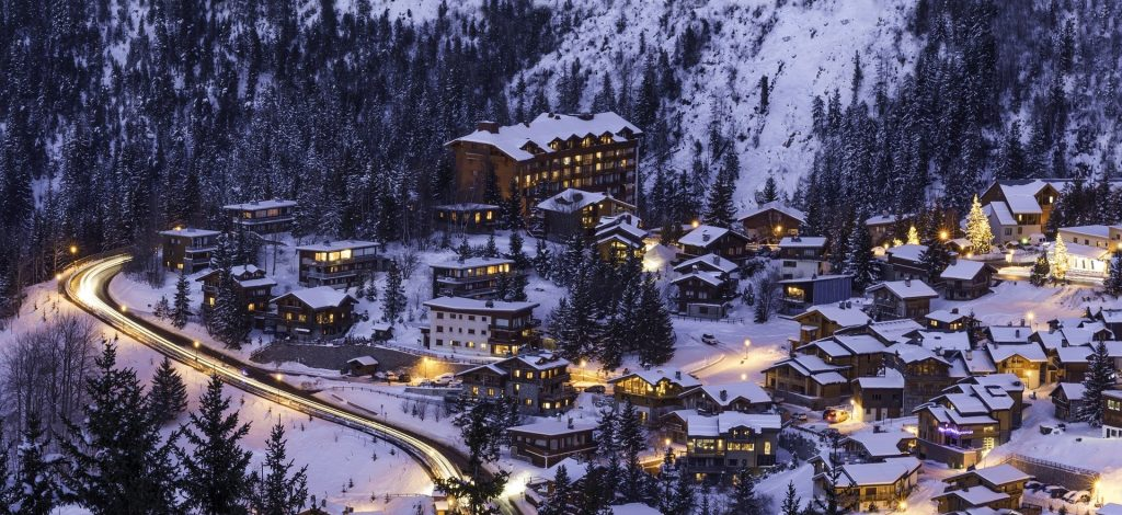 France: One of the top ten ski resorts in the world.