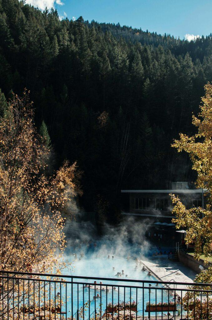 Radium Hot Springs
