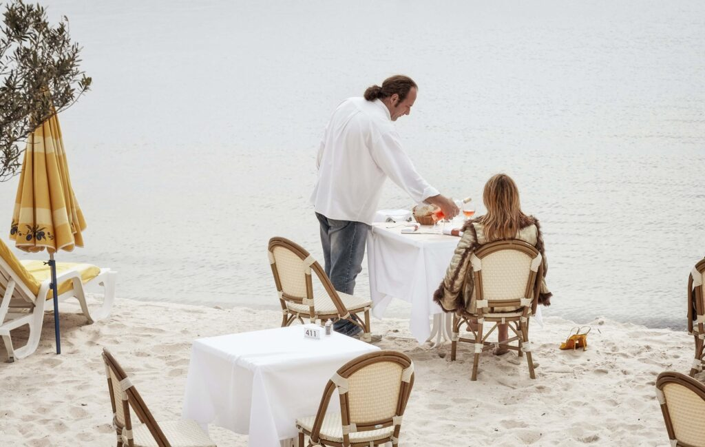 beach foodie